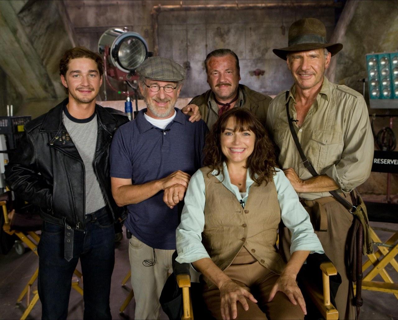 Indiana Jones und das Königreich des Kristallschädels - Bild 1