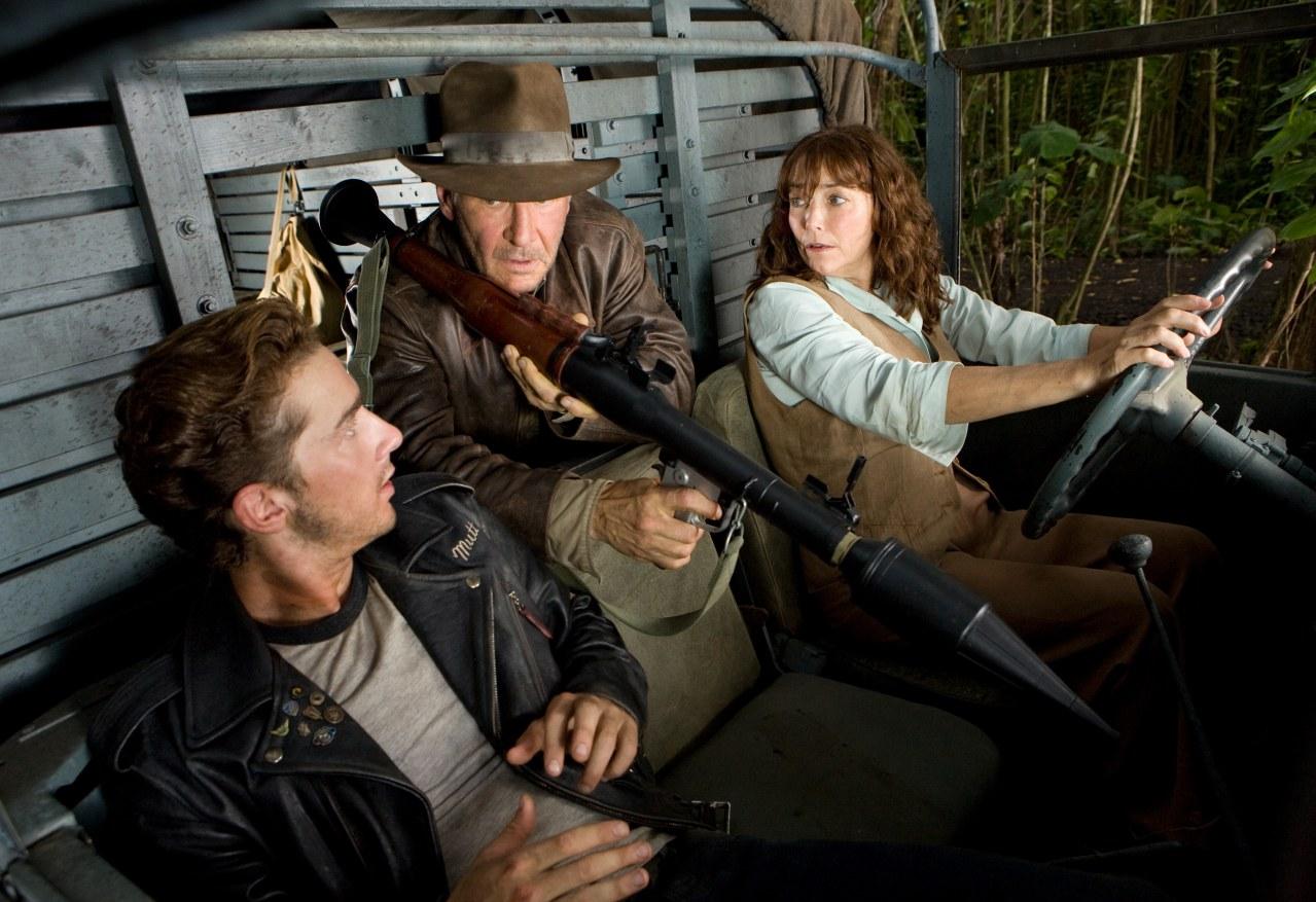 Indiana Jones und das Königreich des Kristallschädels - Bild 9