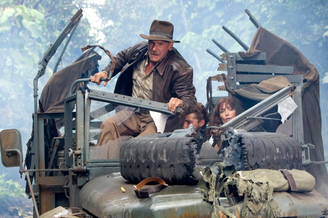Indiana Jones und das Königreich des Kristallschädels - Bild 11