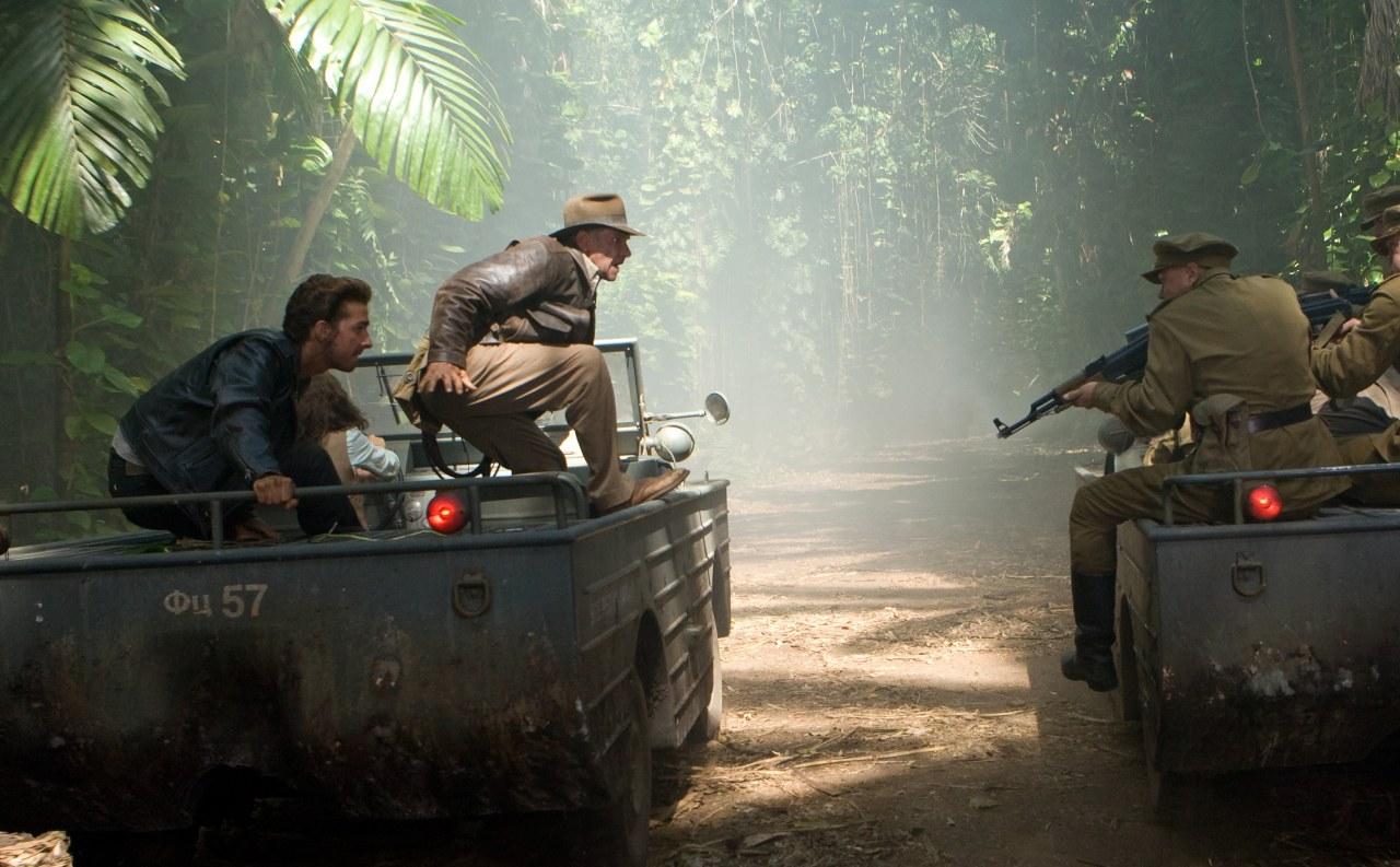 Indiana Jones und das Königreich des Kristallschädels - Bild 12