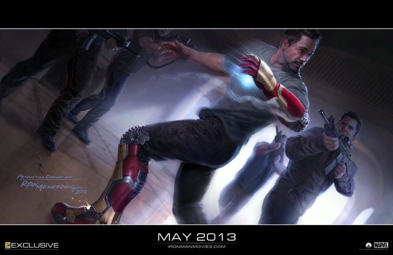 Iron Man 3 - Bild 2
