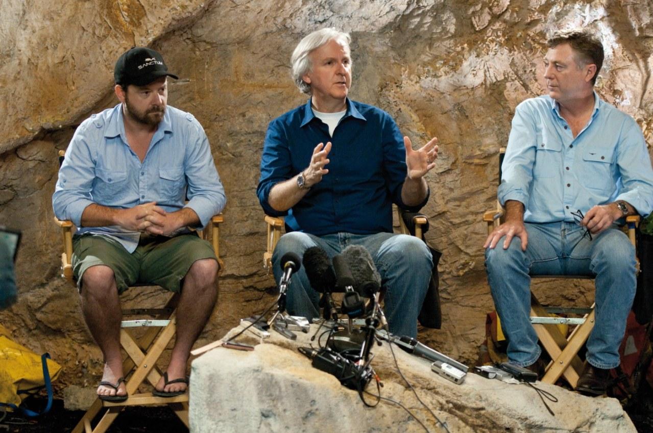 James Cameron's Sanctum - Bild 1