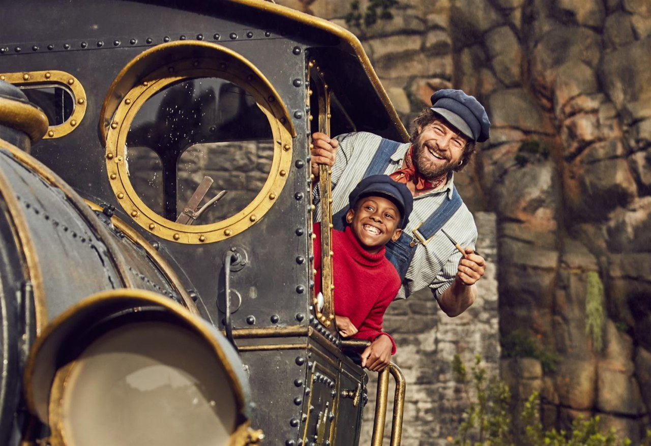 Jim Knopf & Lukas der Lokomotivführer - Bild 1