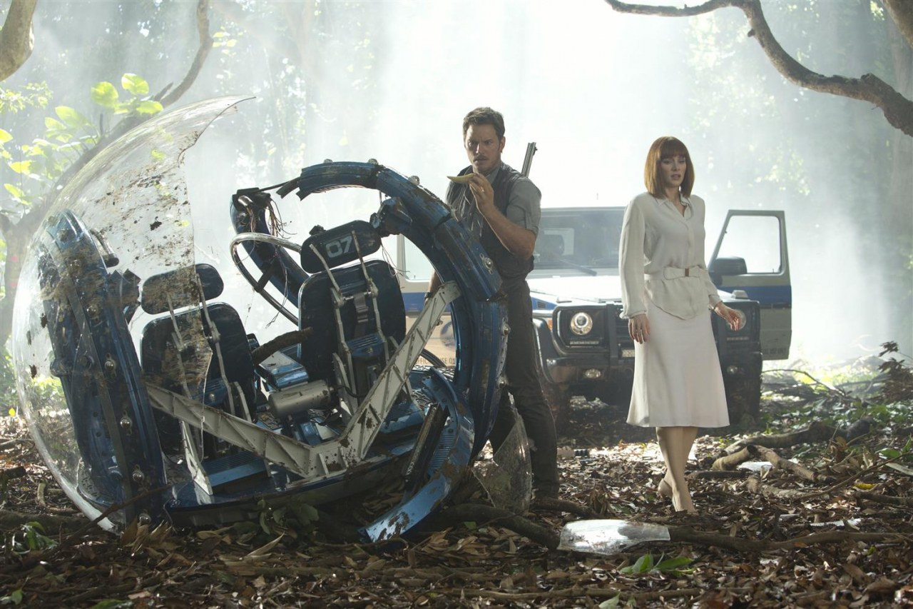 Jurassic World - Bild 1