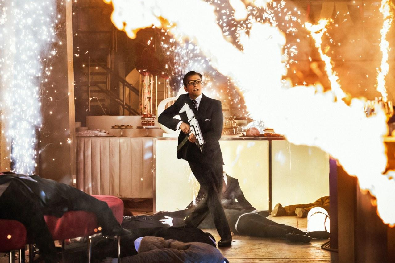 Kingsman - The Secret Service - Bild 17