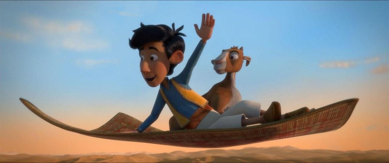 Kleiner Aladin und der Zauberteppich - Bild 3