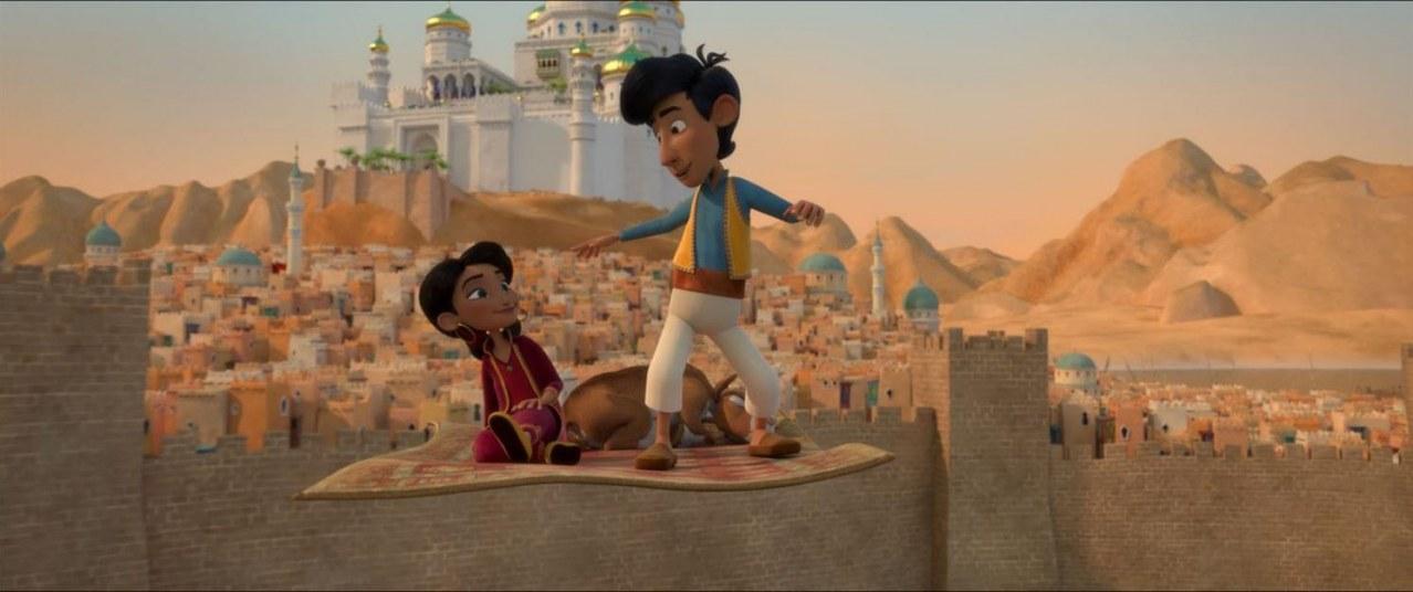 Kleiner Aladin und der Zauberteppich - Bild 5