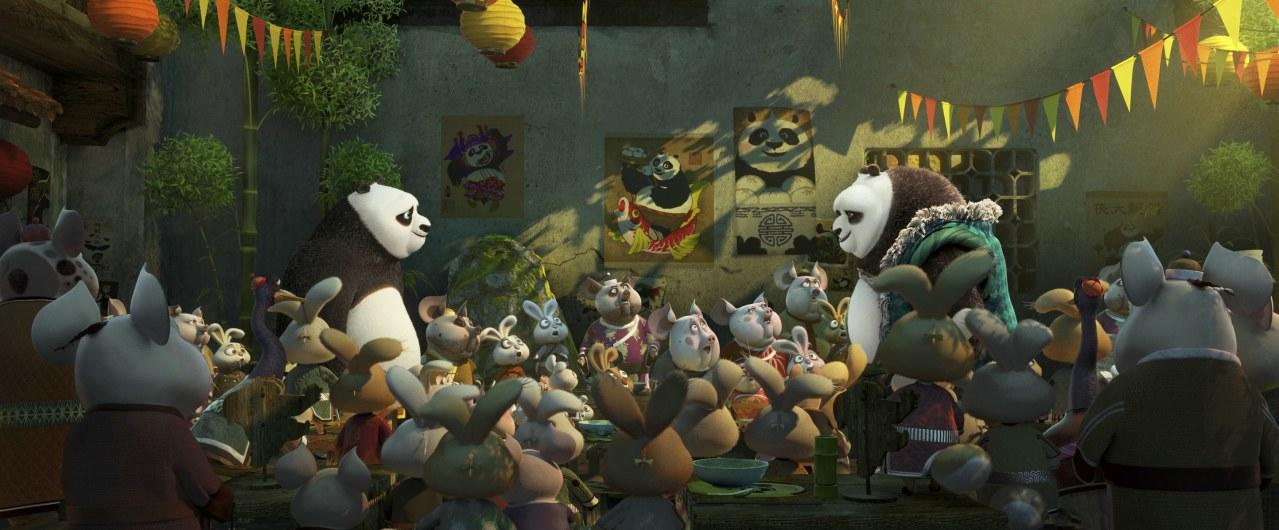 Kung Fu Panda 3 - Bild 2