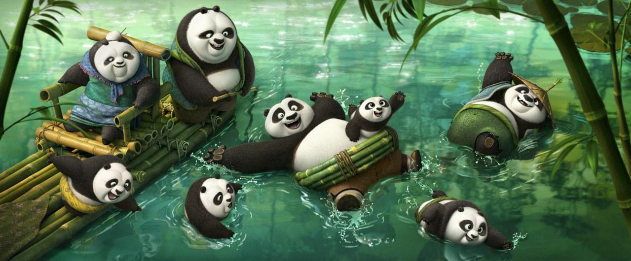 Kung Fu Panda 3 - Bild 5
