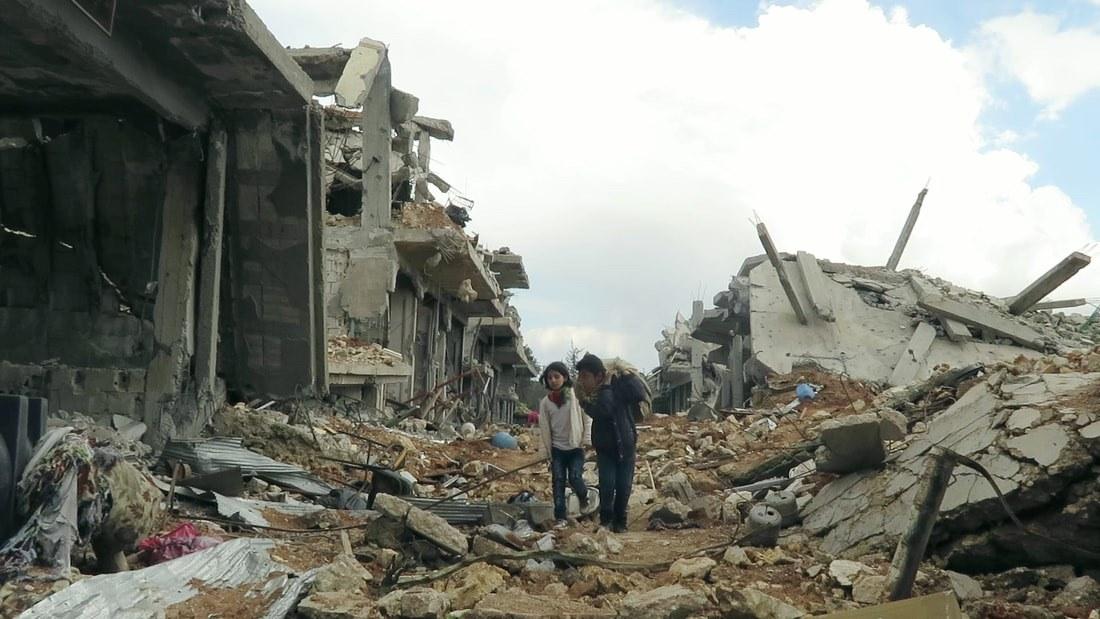 Life on the Border - Kinder aus Syrien und dem Irak erzählen Ihre Geschichten - Bild 1