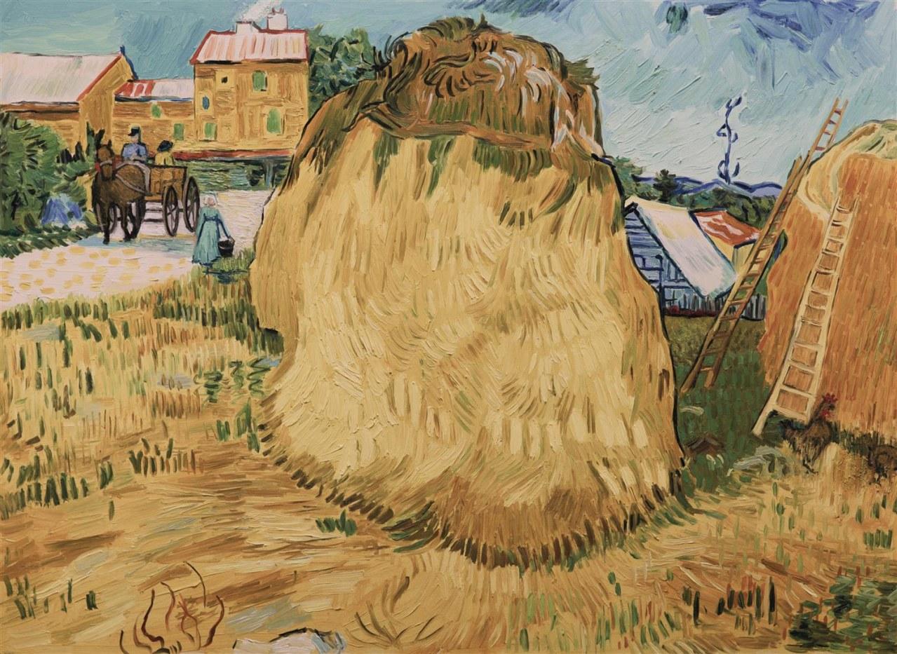 Loving Vincent - Bild 7