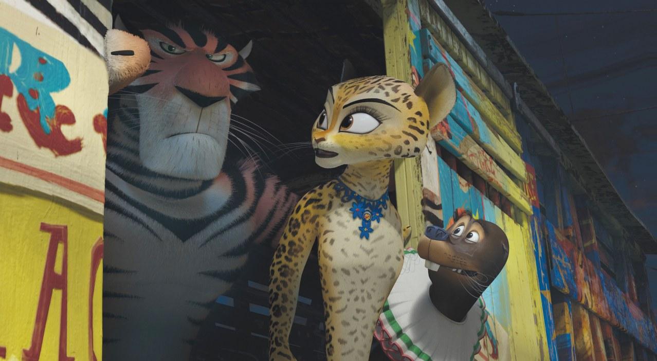 Madagascar 3: Flucht durch Europa - Bild 2
