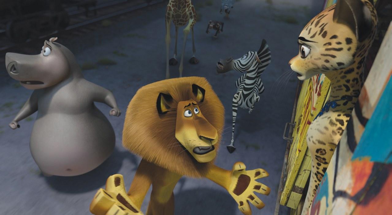 Madagascar 3: Flucht durch Europa - Bild 3