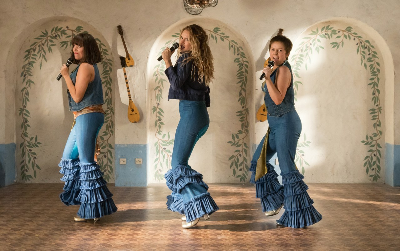 Mamma Mia 2: Here We Go Again! - Bild 1