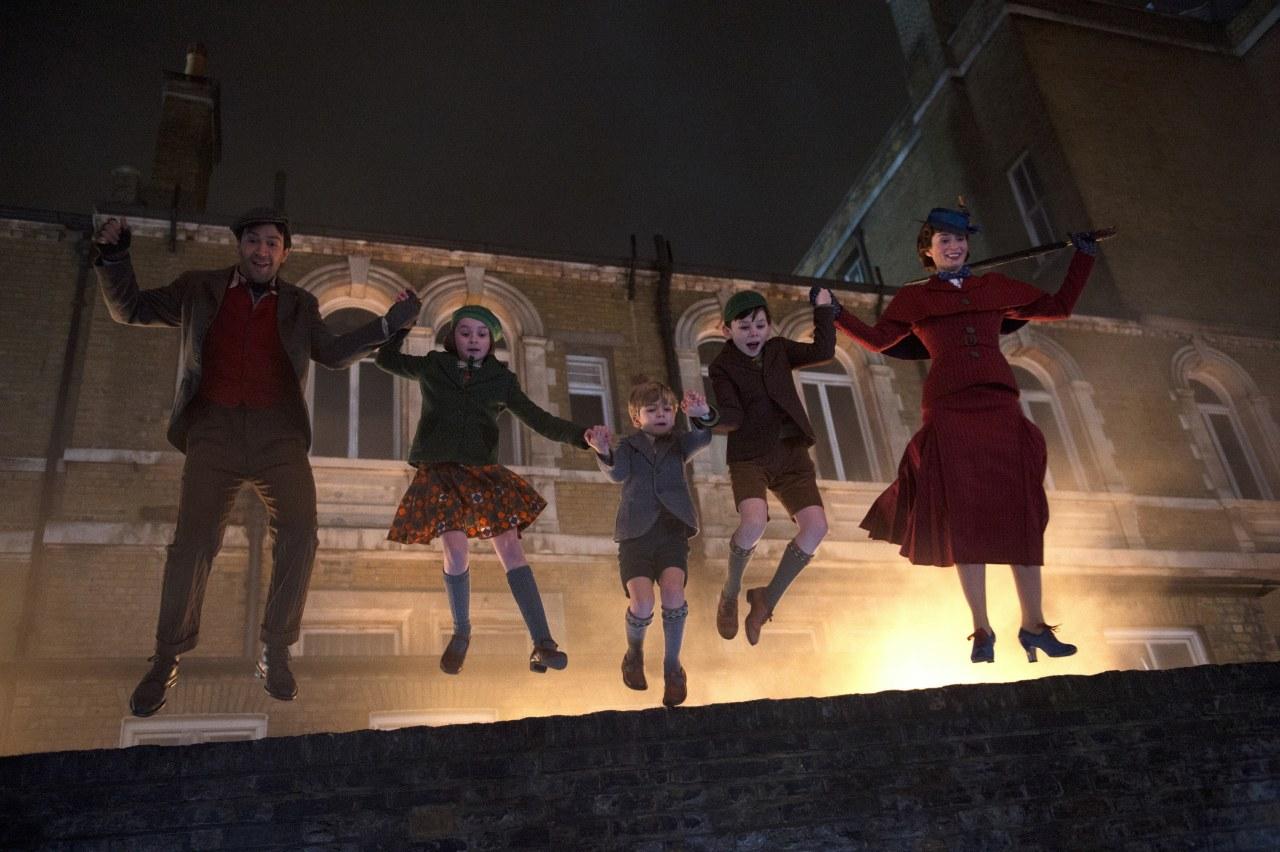 Mary Poppins' Rückkehr - Bild 1