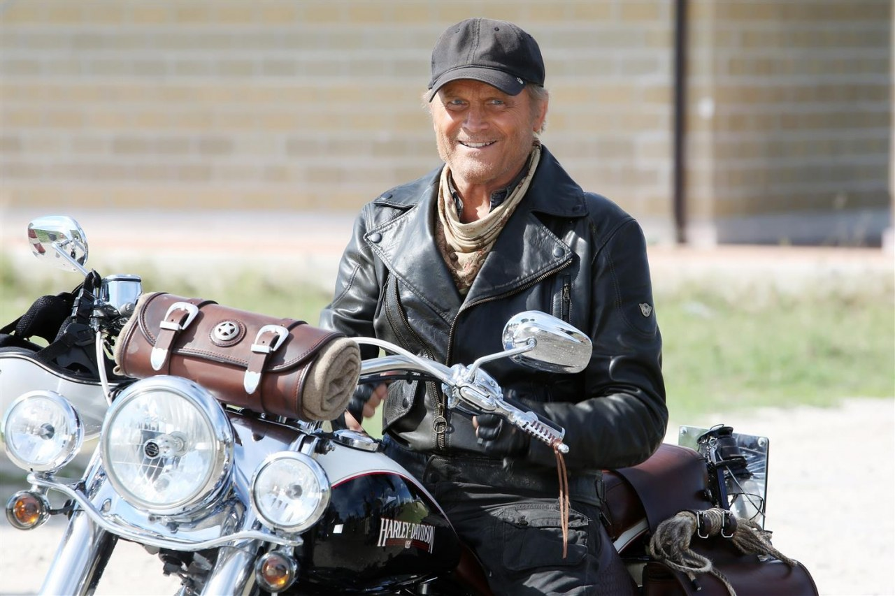 """Starbesuch: Terence Hill & """"Mein Name ist Somebody"""" - Bild 1"""