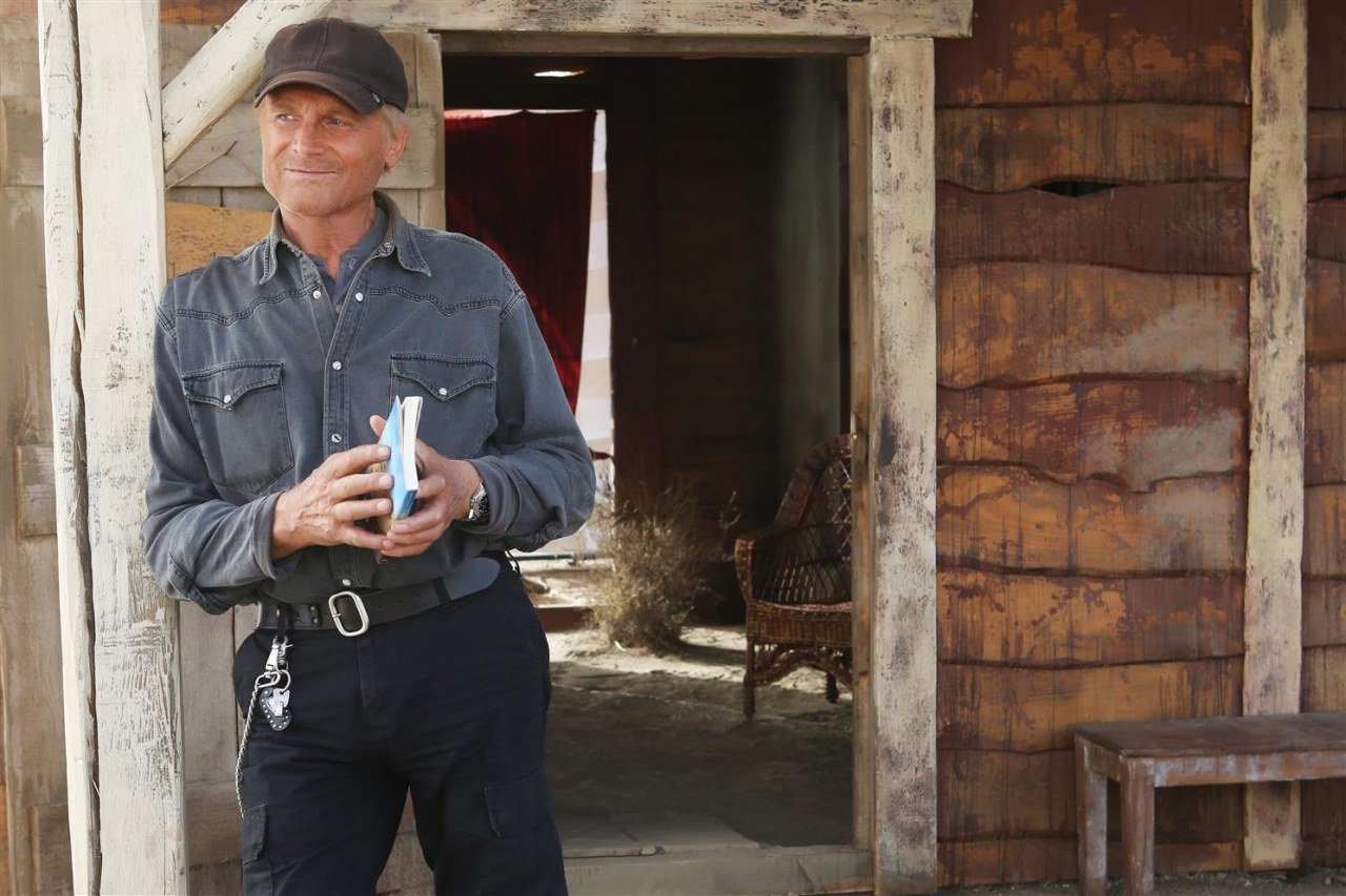 """Starbesuch: Terence Hill & """"Mein Name ist Somebody"""" - Bild 9"""