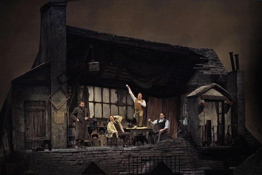 La Bohème - Puccini (live MET 2018) - Bild 2
