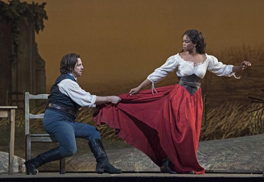 Met Opera 2017/18: L'Elisir D'Amore (Donizetti) - Bild 2