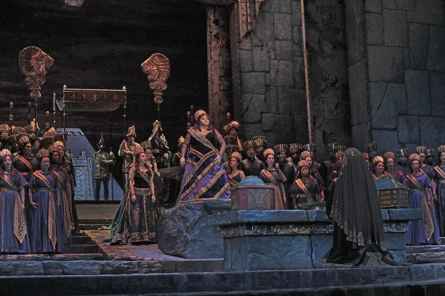 Met Opera 2017/18: Semiramide (Rossini) - Bild 1
