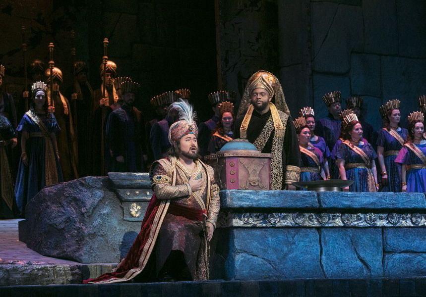 Met Opera 2017/18: Semiramide (Rossini) - Bild 2