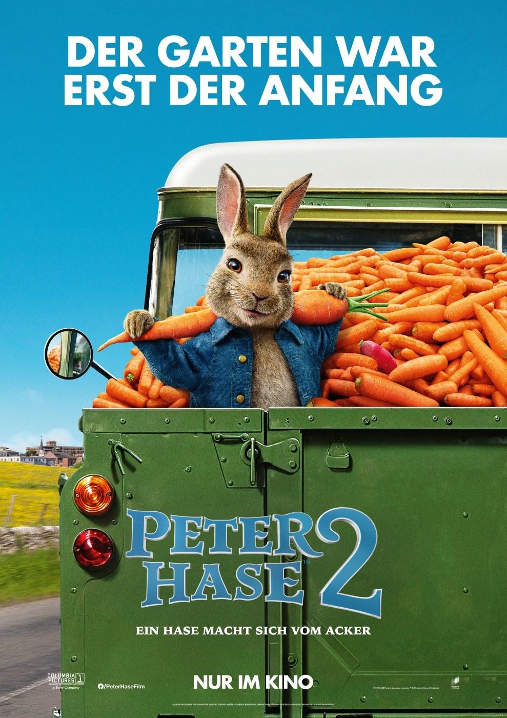 Peter Hase 2 - Ein Hase macht sich vom Acker - Bild 1