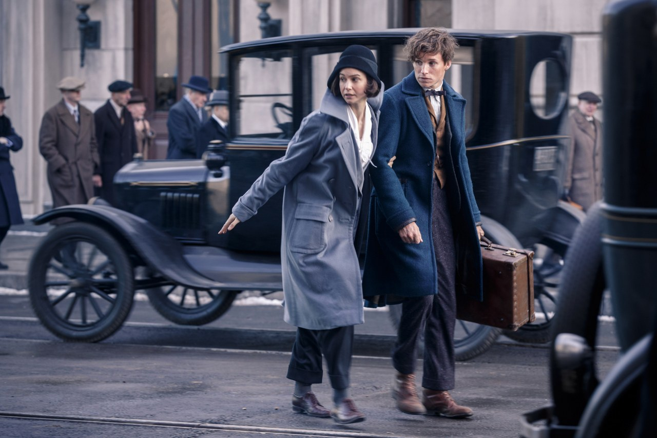 Fantastic Beasts and Where to Find Them - Bild 2