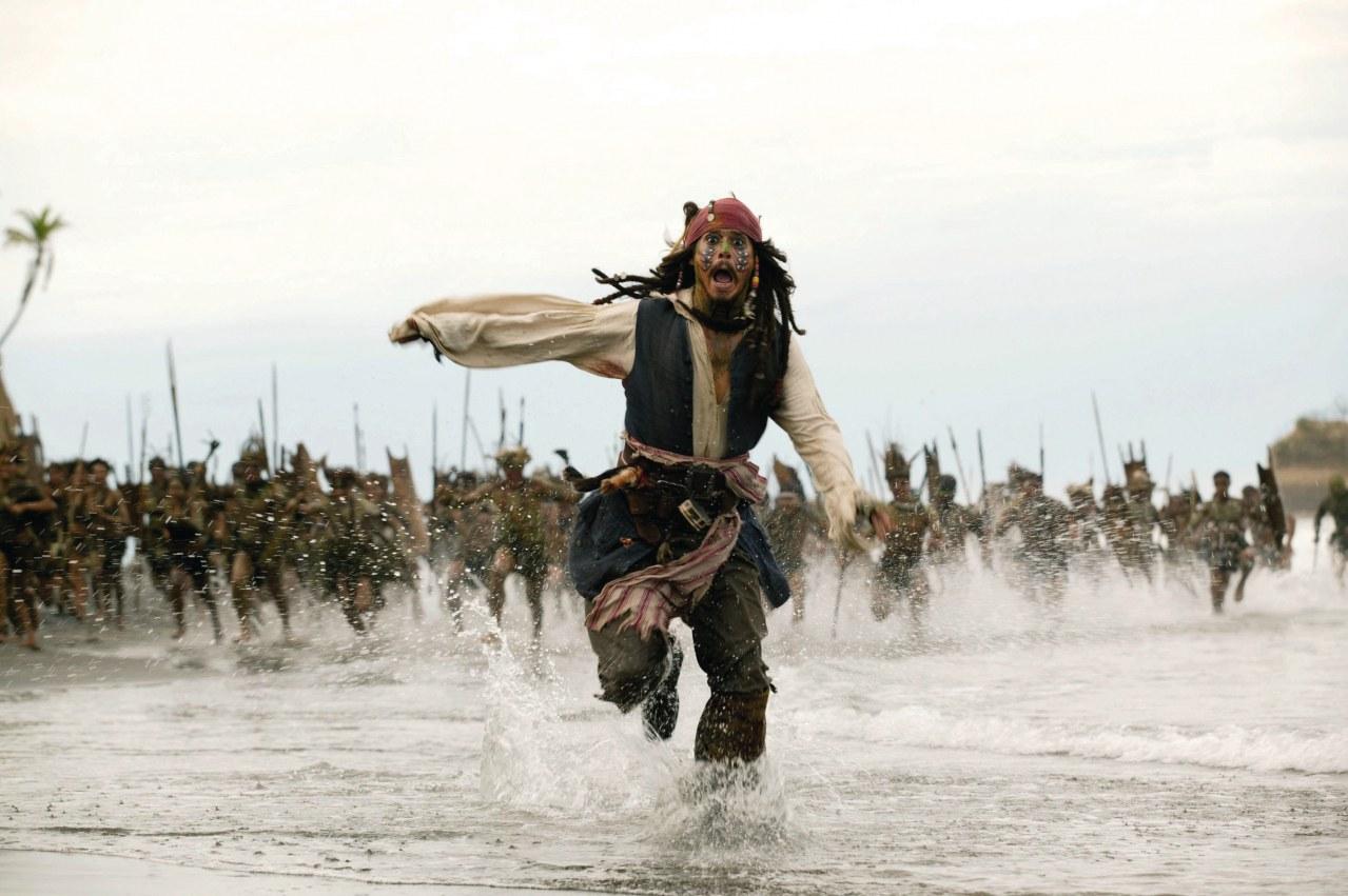 Pirates of the Caribbean - Fluch der Karibik 2 - Bild 1