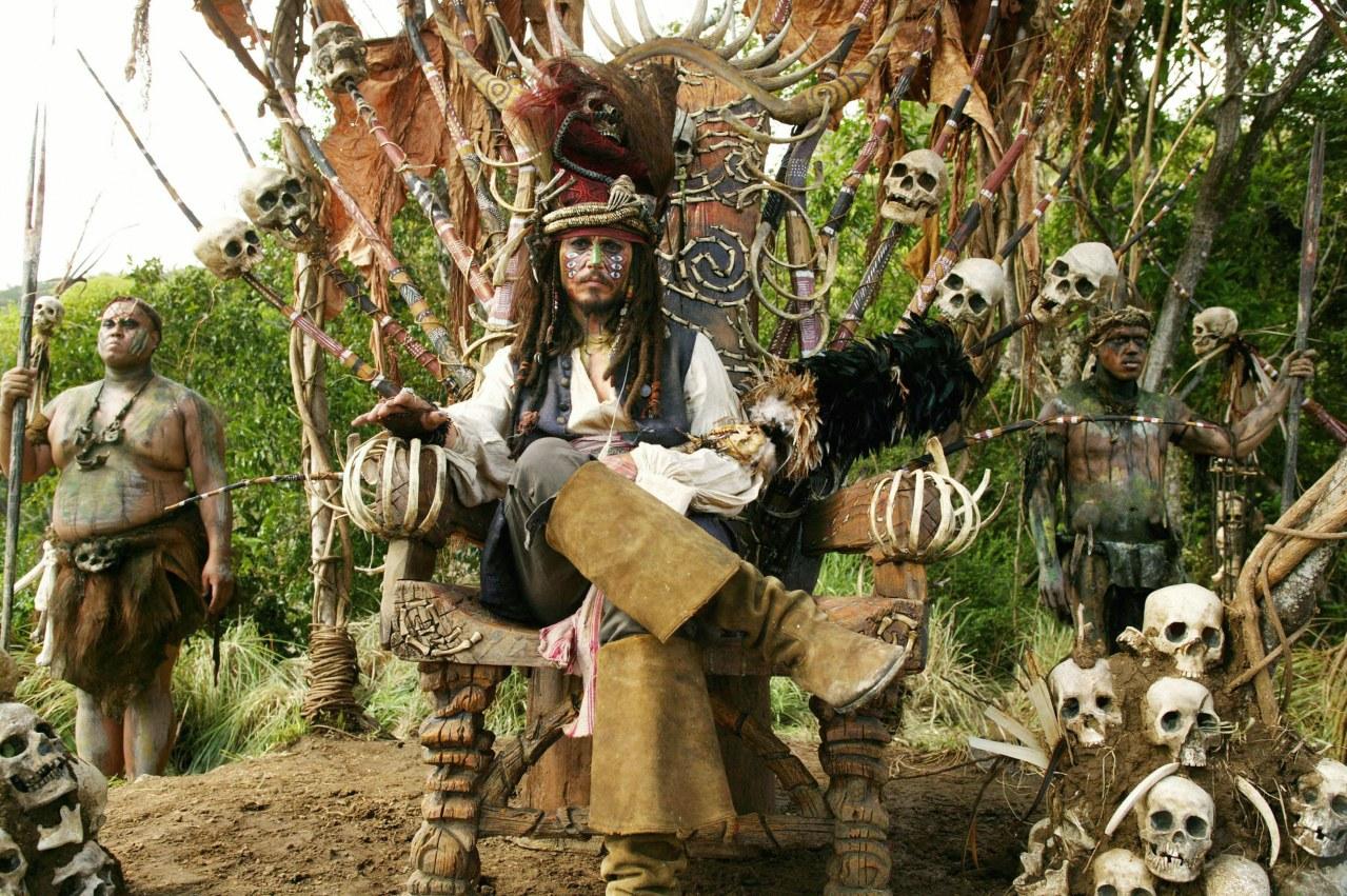 Pirates of the Caribbean - Fluch der Karibik 2 - Bild 20