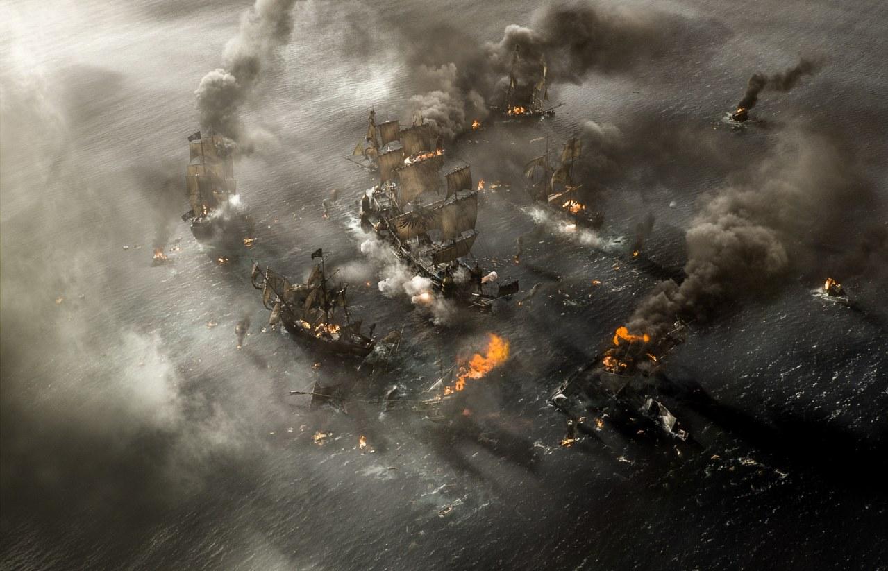 Pirates of the Caribbean: Salazars Rache - Bild 22