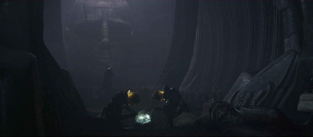 Prometheus - Dunkle Zeichen - Bild 3