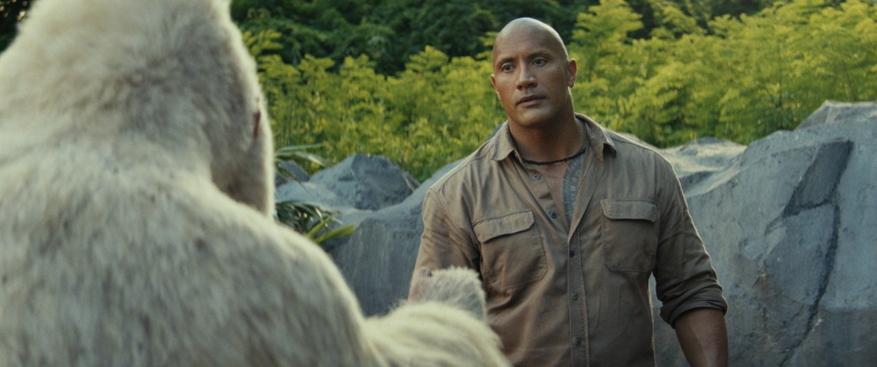 """Action Heroes Blockbuster Preview: """"Rampage"""" - Bild 1"""
