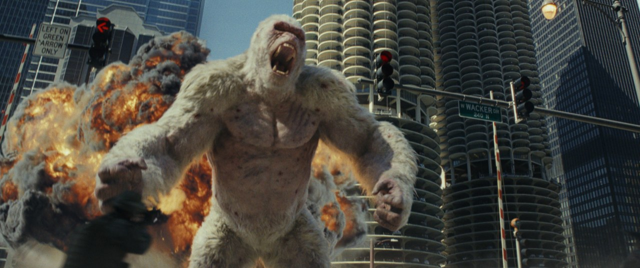 """Action Heroes Blockbuster Preview: """"Rampage"""" - Bild 2"""