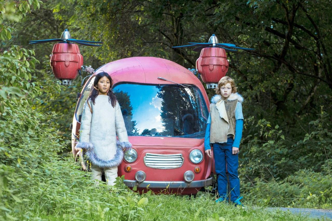 Robbi, Tobbi und das Fliewatüüt - Bild 4