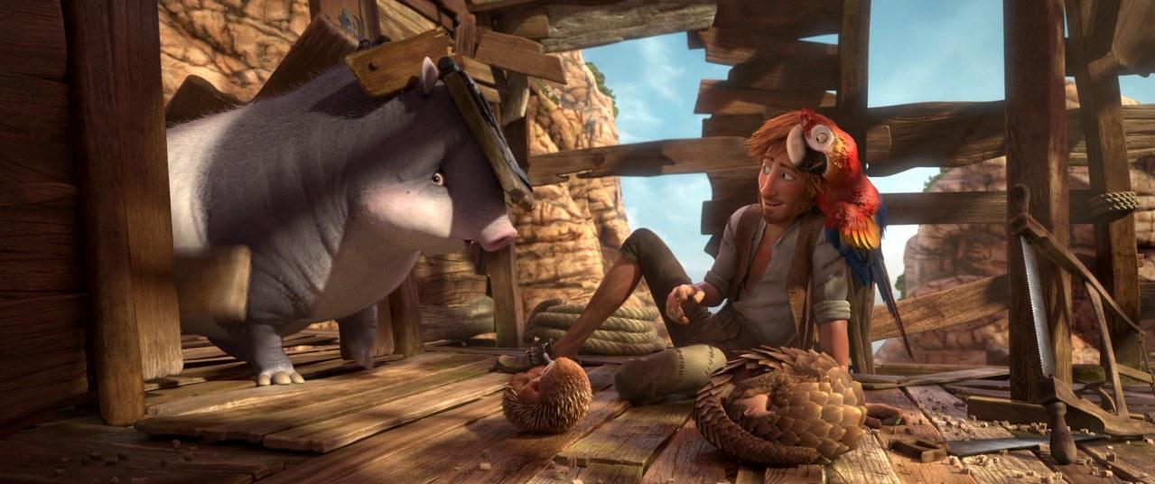 Robinson Crusoe - Bild 3