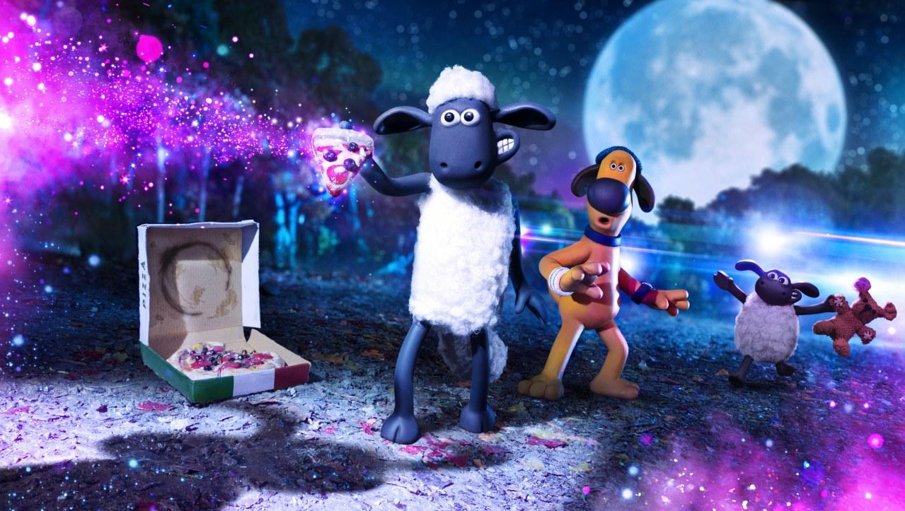 "Happy Family Kinderfest: ""Shaun das Schaf 2: UFO Alarm"" - Bild 1"