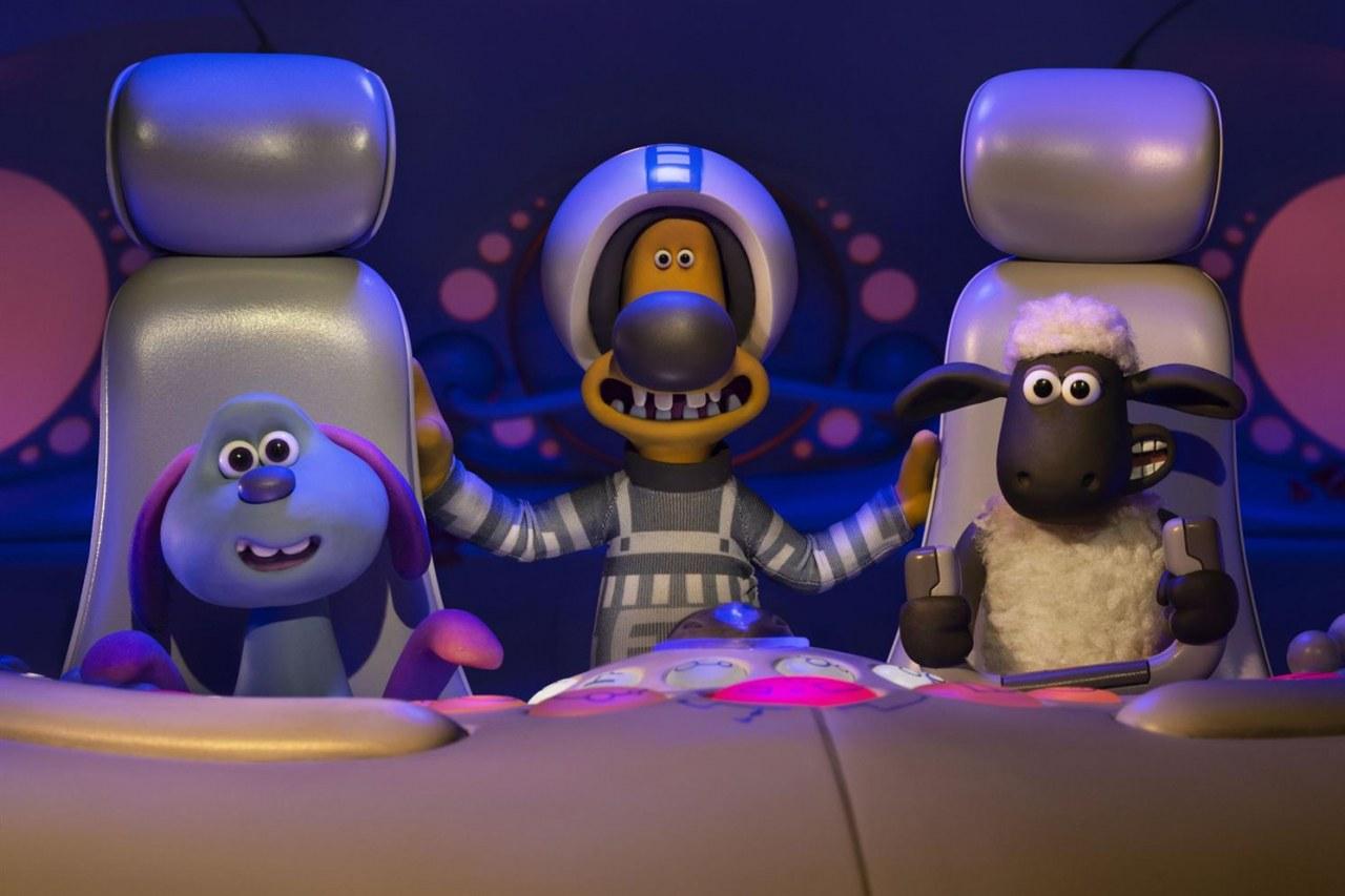 "Happy Family Kinderfest: ""Shaun das Schaf 2: UFO Alarm"" - Bild 4"