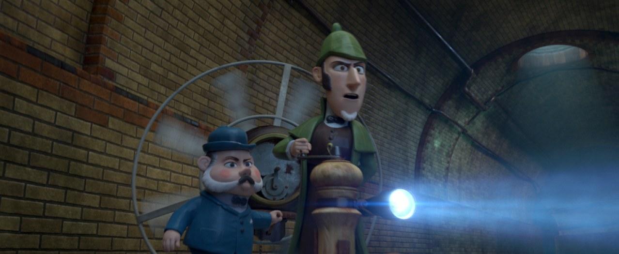 Sherlock Gnomes - Bild 1