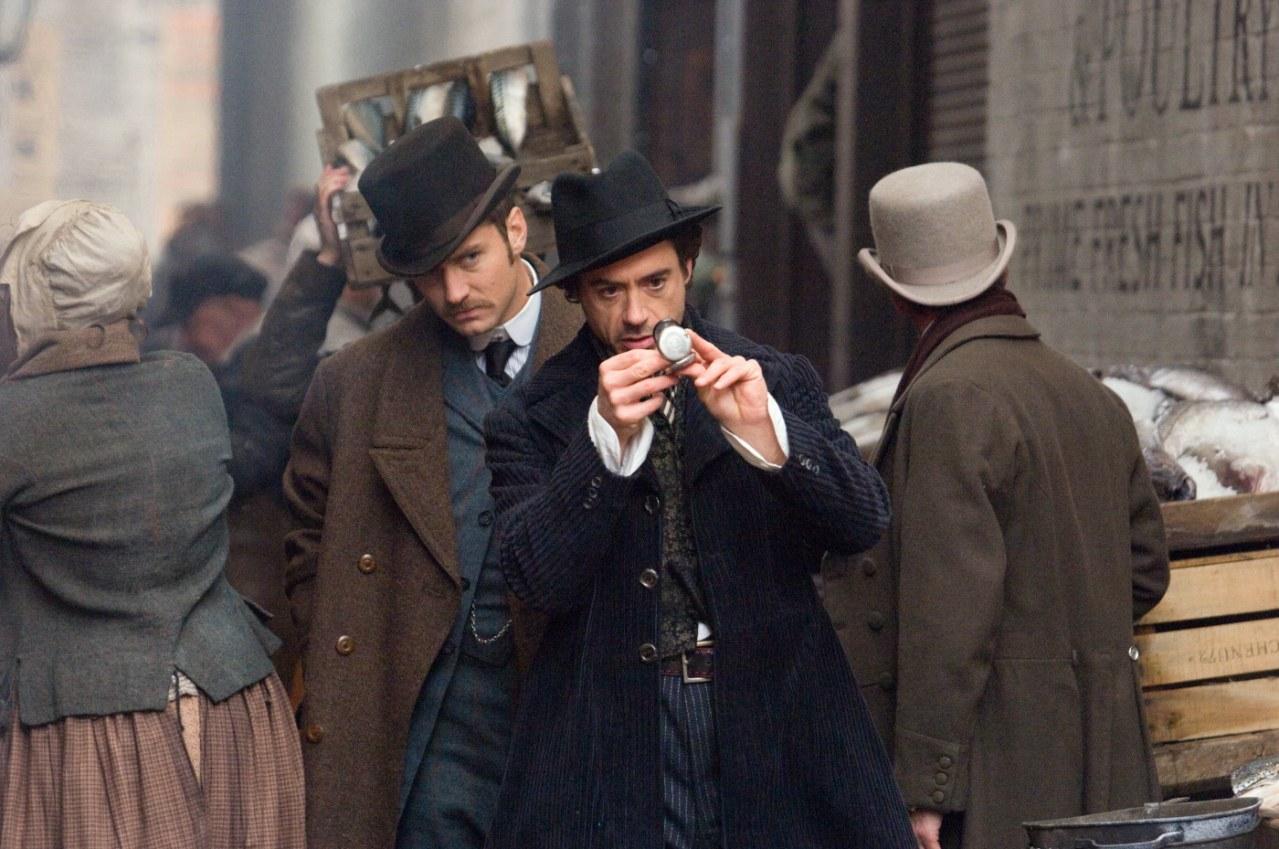 Sherlock Holmes - Bild 3