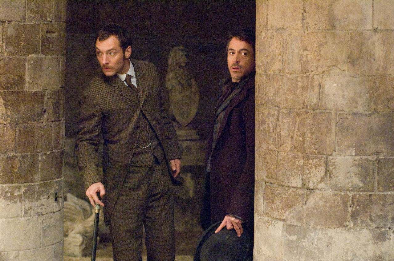 Sherlock Holmes - Bild 4