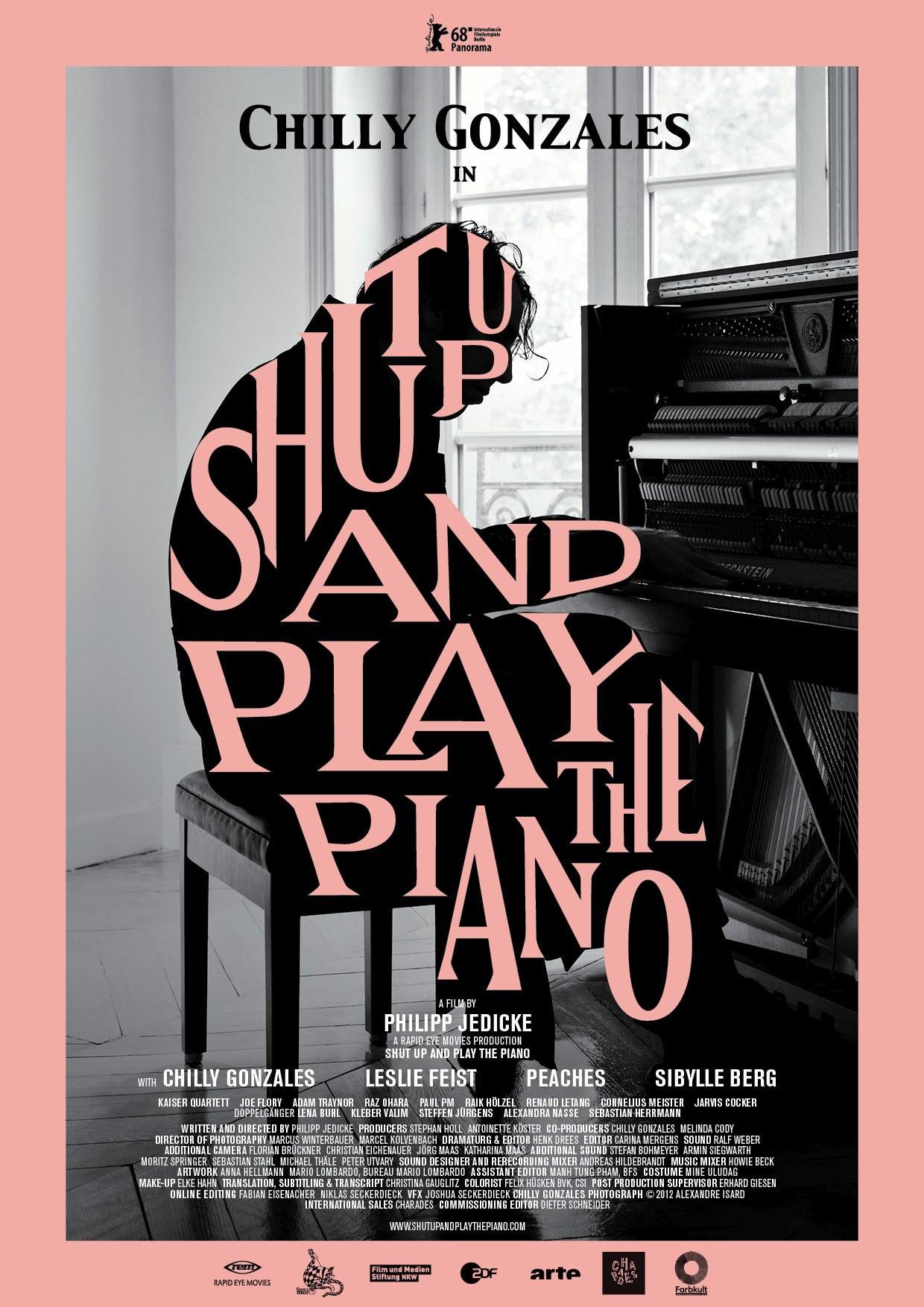 Shut up and play the Piano - Bild 1