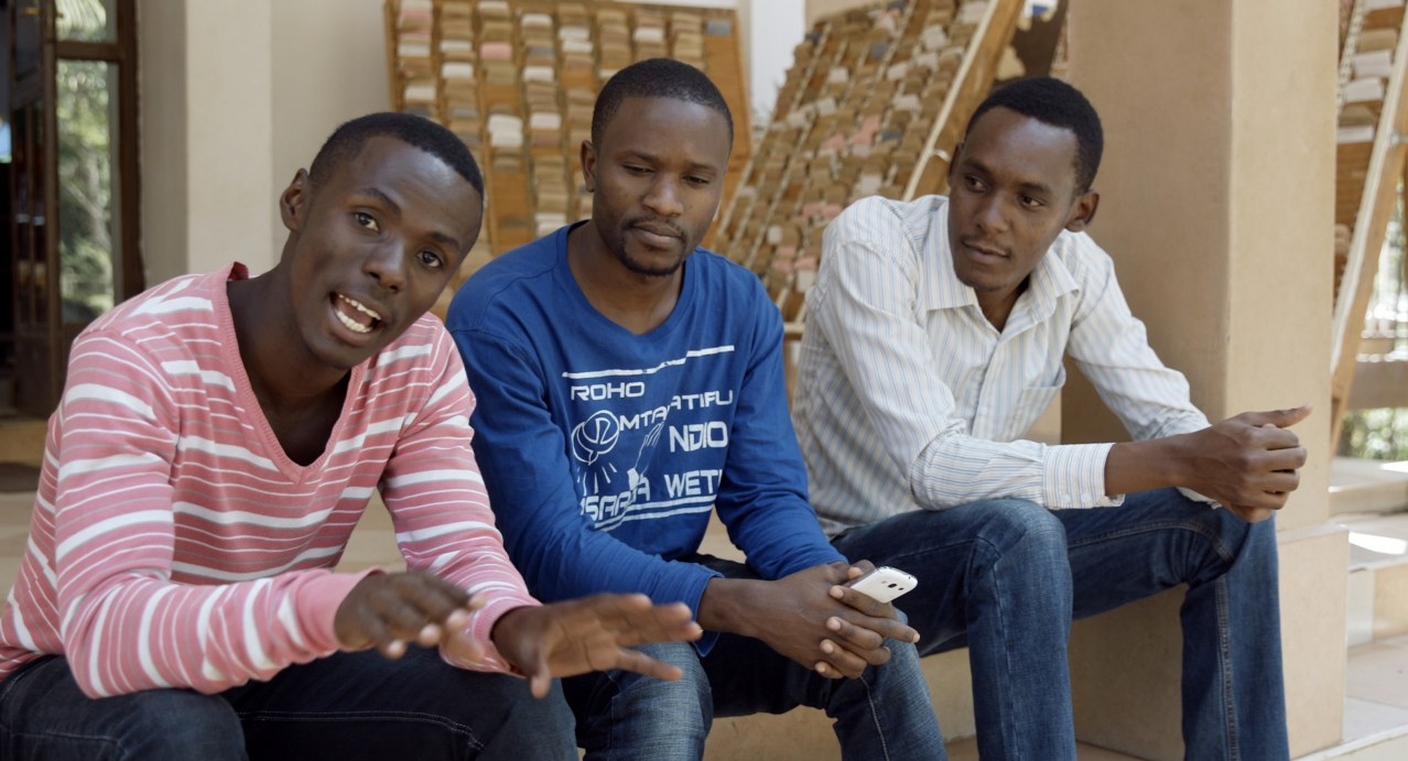 Sing it loud - Luthers Erben in Tansania - Bild 6