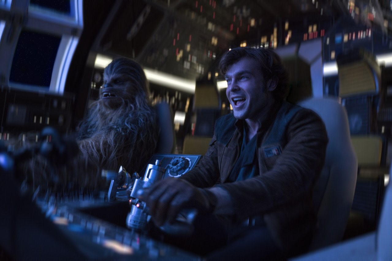 Solo: A Star Wars Story - Bild 1