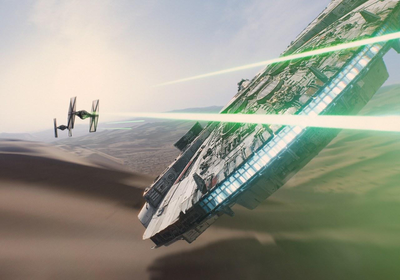 Star Wars: Das Erwachen der Macht - Bild 7