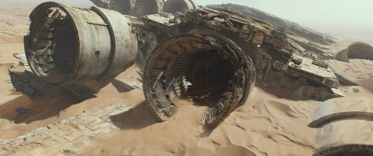 Star Wars: Das Erwachen der Macht - Bild 22