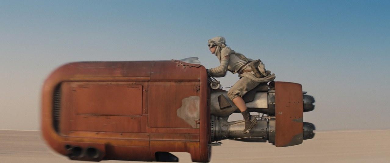 Star Wars: Das Erwachen der Macht - Bild 27