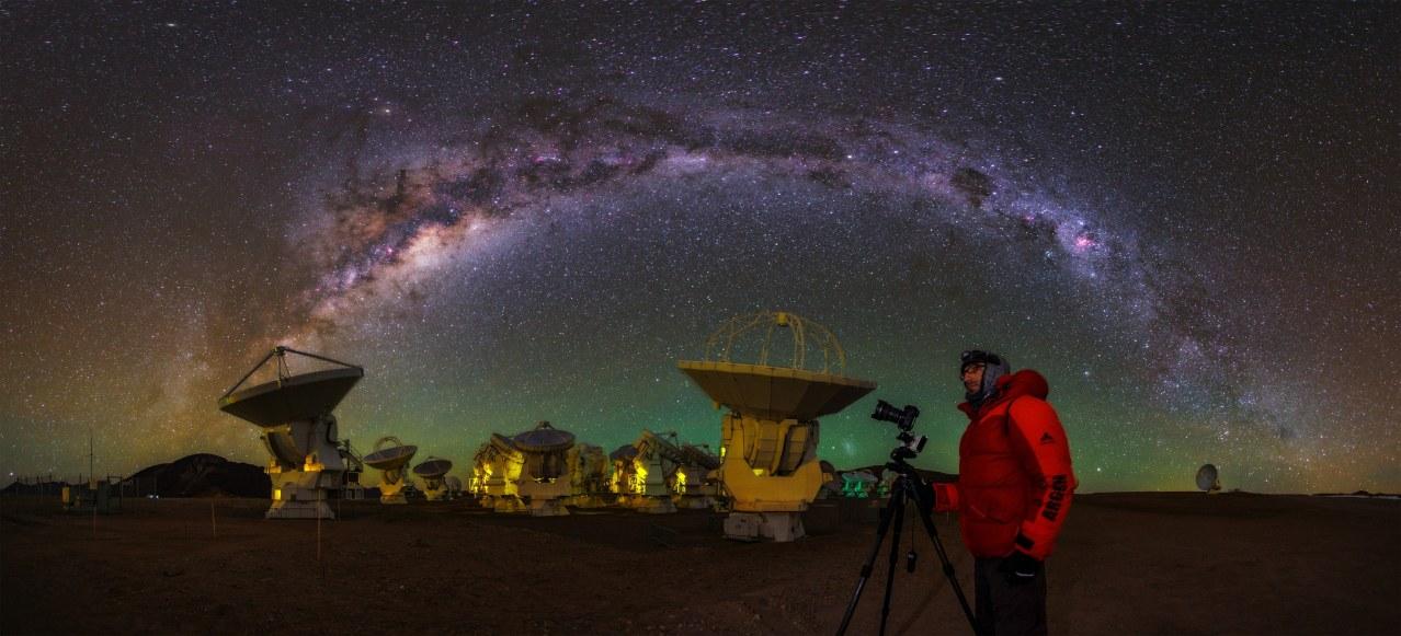 Sternenjäger - Abenteuer Nachthimmel - Bild 1