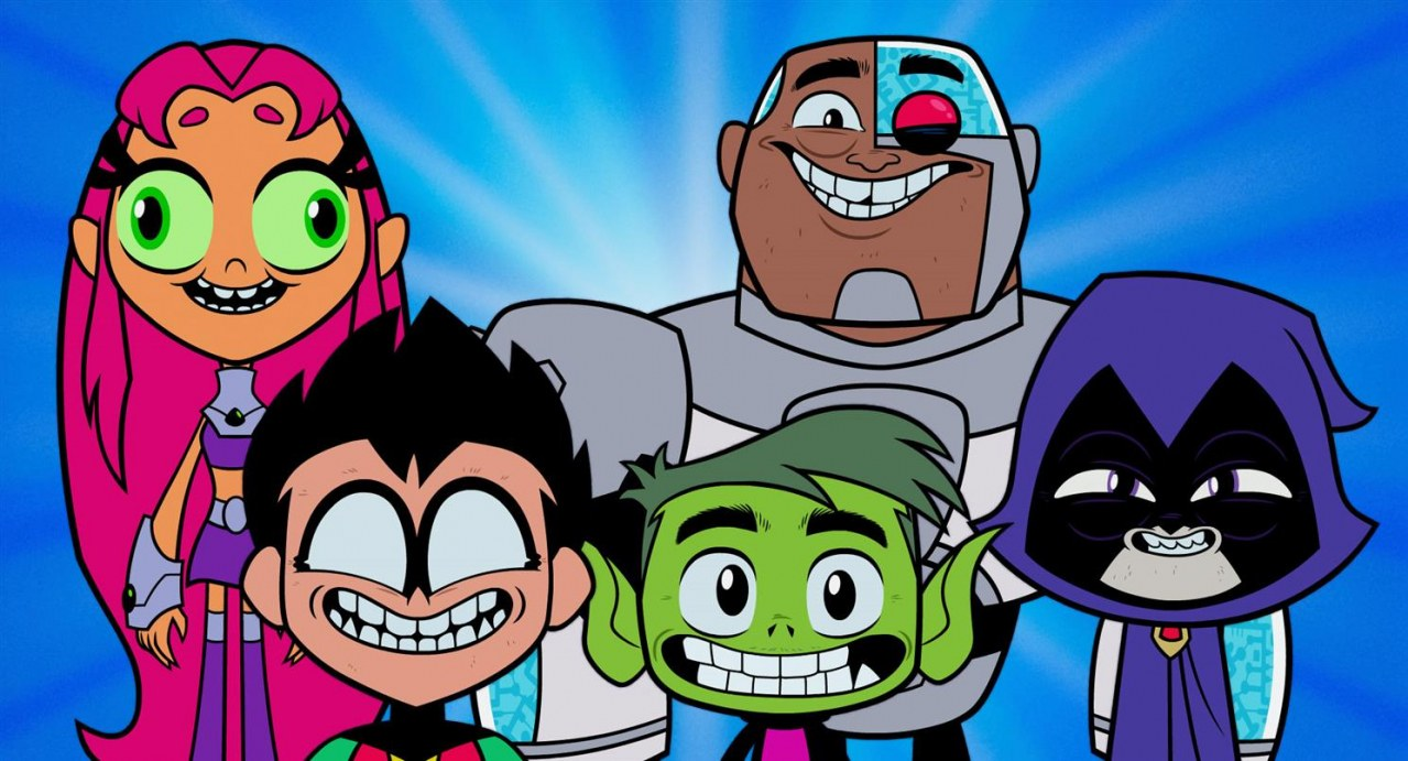 Teen Titans Go! To the Movies - Bild 2