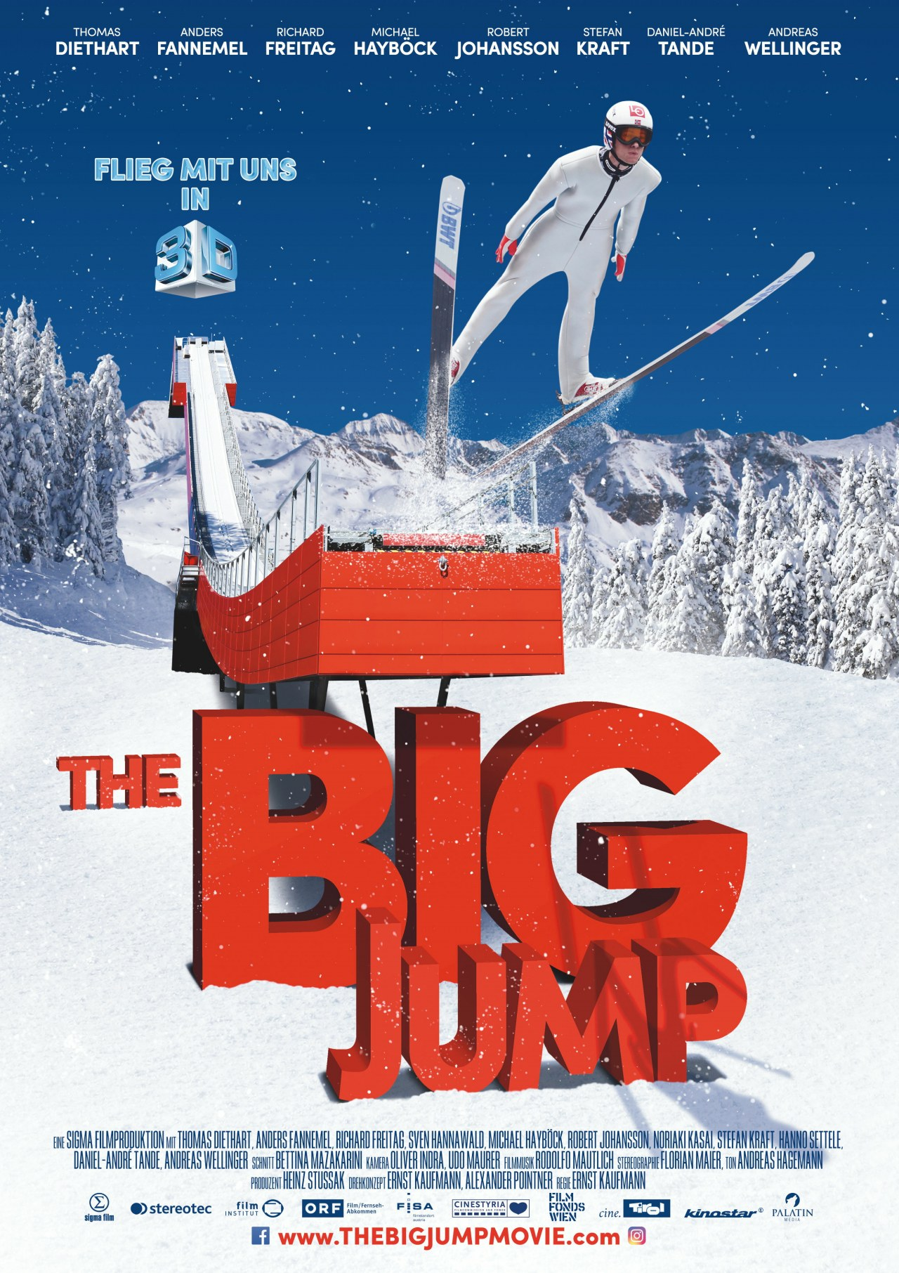 The Big Jump - Bild 1