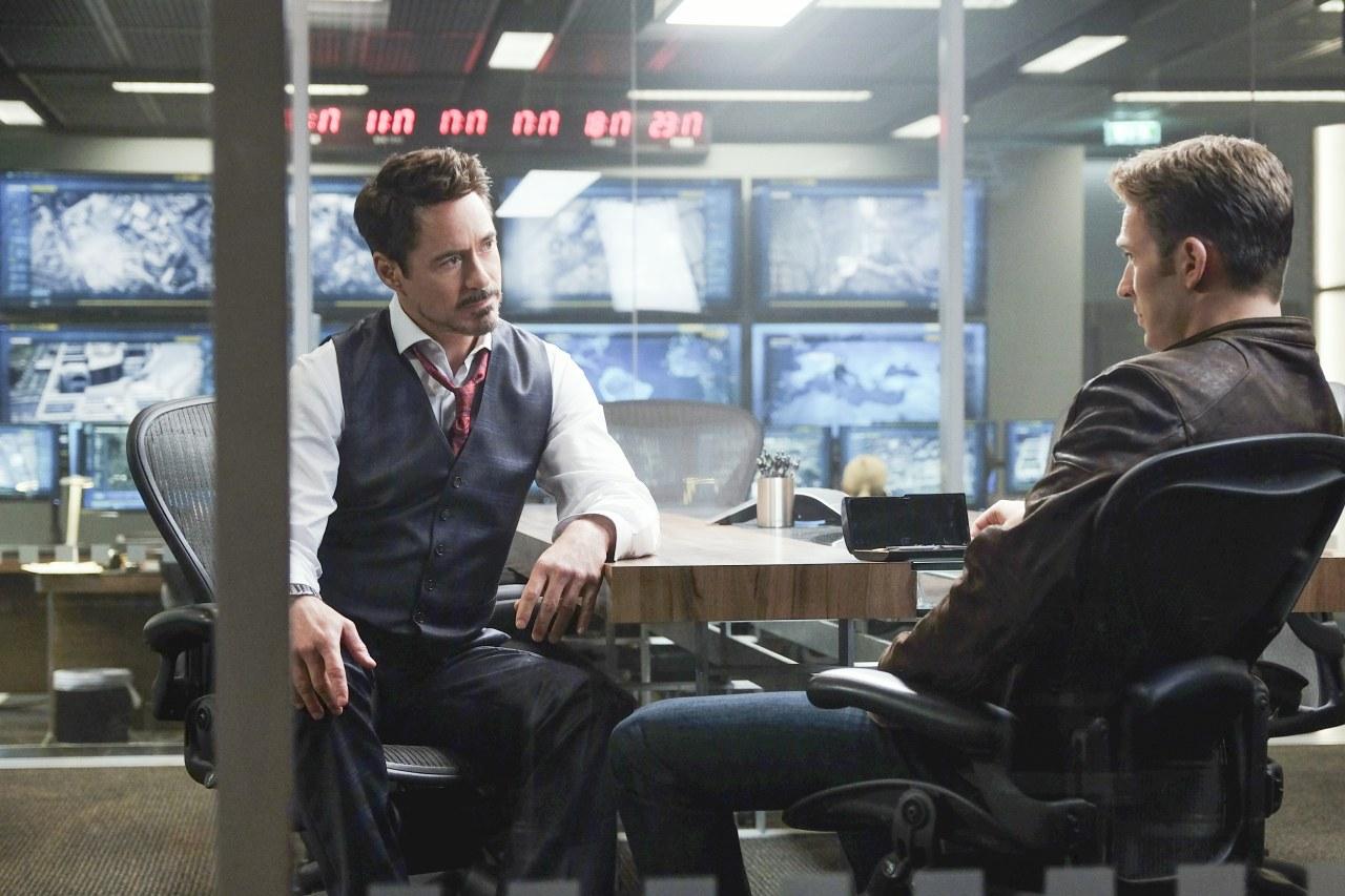 Captain America 3 - Bild 3